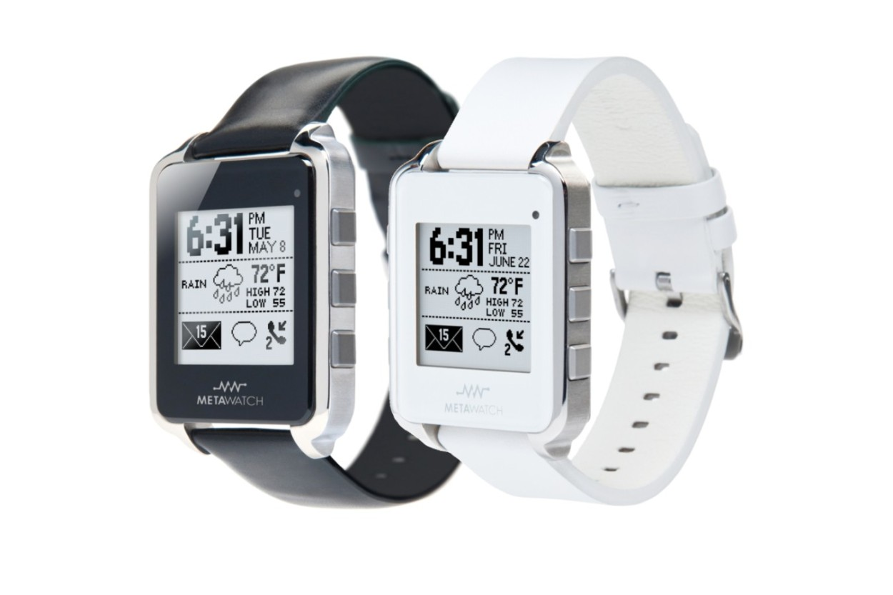 The ultimate smartwatches review by wearable technologies wearable technologies for Pebble watches