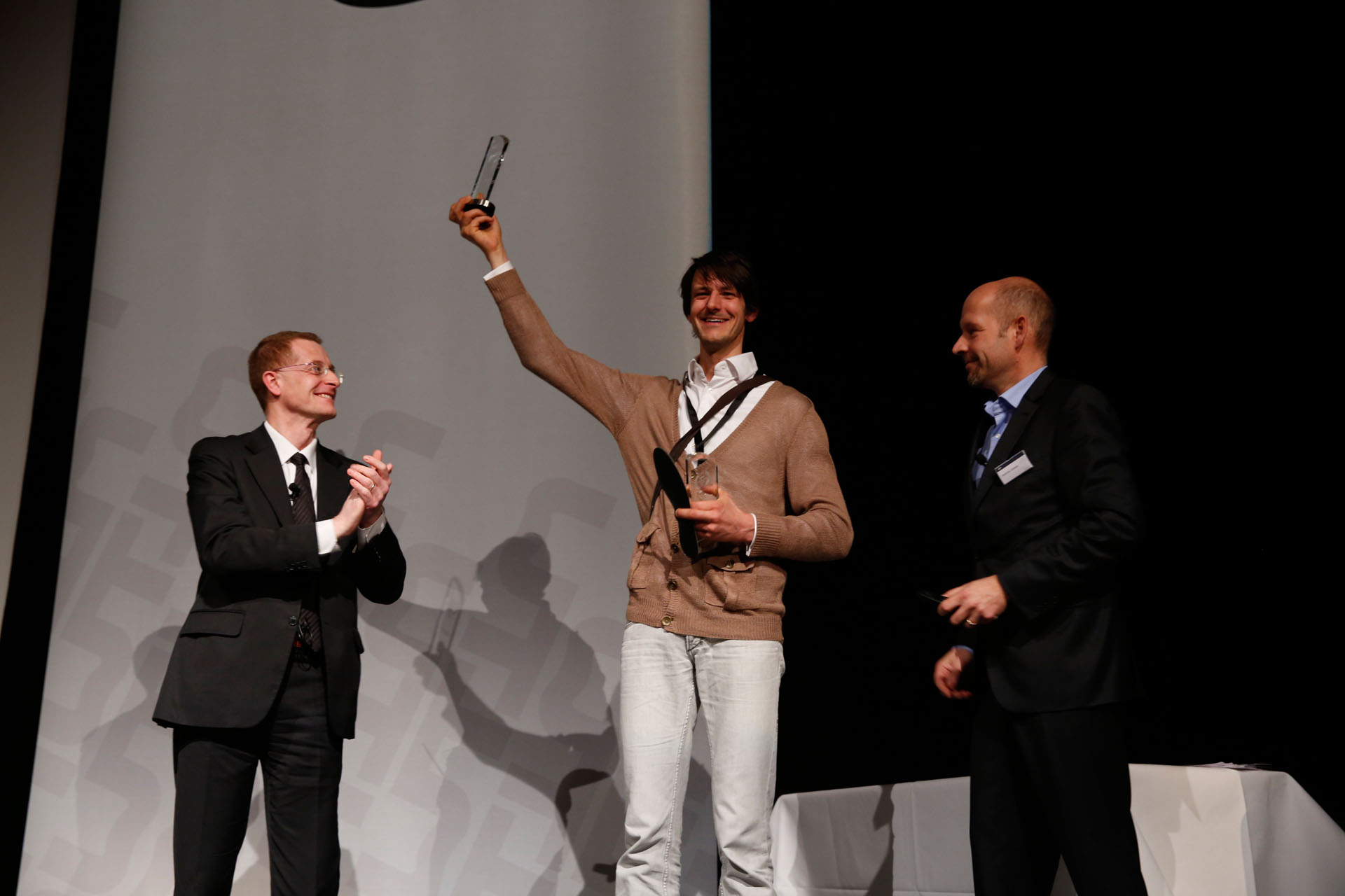 Moticon, Innovator of the Year 2014
