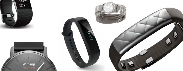 The New Smart Wristbands for 2015