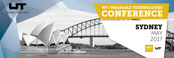 WT I Wearable Technologies Conference 2017 AUSTRALIA_Event