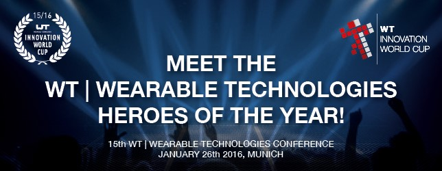 Innovation World Cup® | Wearable Technologies