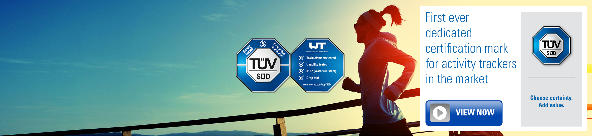 http://www.tuv-sud.com/activity/testing/wearable-technology-wearable-device-testing-and-certification