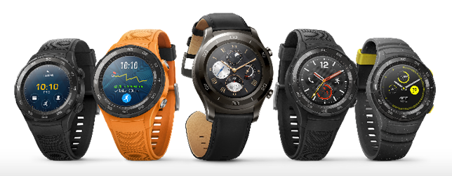 TÜV SÜD and WT test HUAWEI WATCH 2 | Wearable Technologies