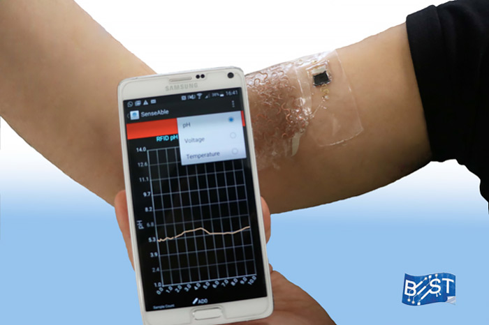 Sweat-Based Wearable Sensor May Soon Replace Blood Tests