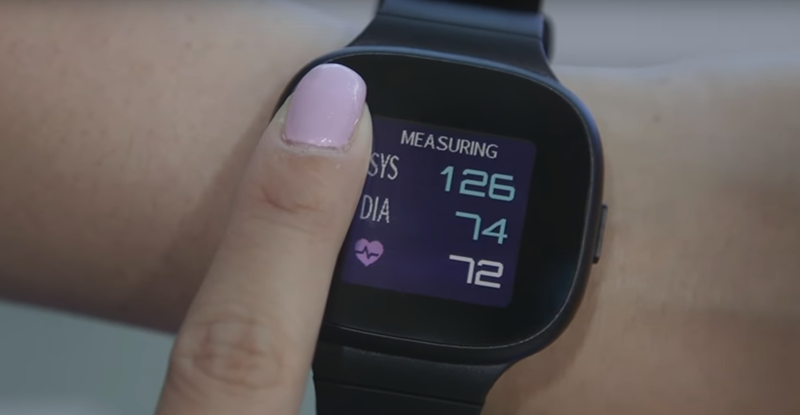 Asus vivowatch bp blood pressure
