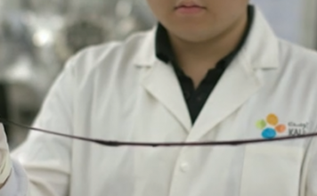 Electrically conductive hydrogel