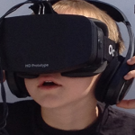 Virtual reality help kids immunization