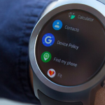 Google wear os battery saving