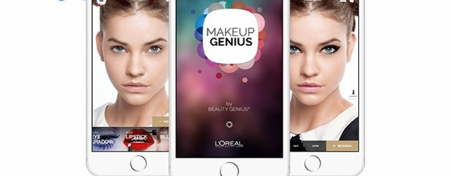Loreal augmented reality modiface