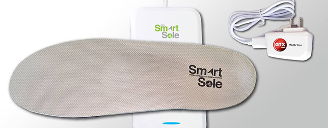 Smartsole for children