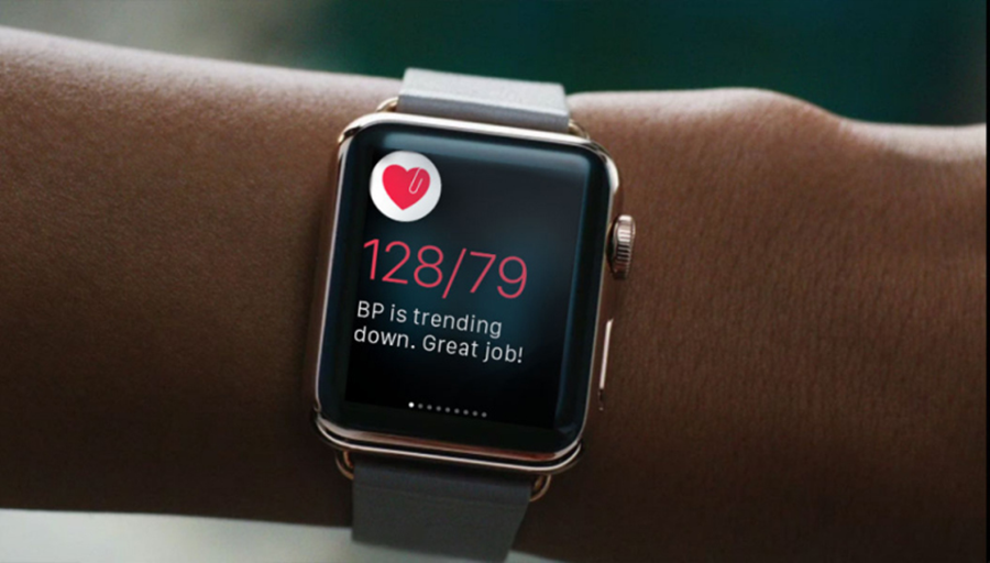 Apple health wearable
