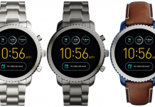Fossil android wear update