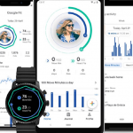 Google fit new design