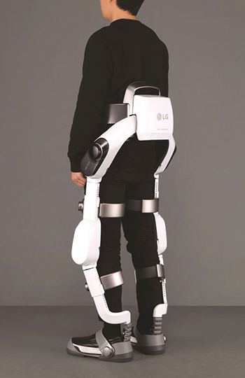 LG wearable robot