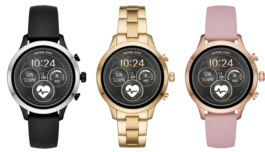 b0f80aef8c19 Michael Kors Revives Runway Watch