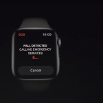Apple Watch 4 fall detection