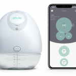 Elvie wearable breast pump