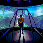 Accenture VR gaming