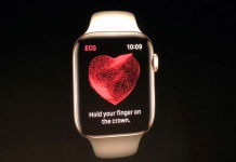 Apple Watch 4 ECG