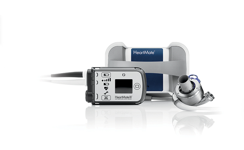 HeartMate 3 heart pump