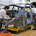 Hyundai Deploys Exoskeletons