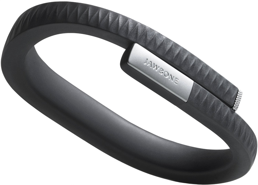 Jawbone new wearable