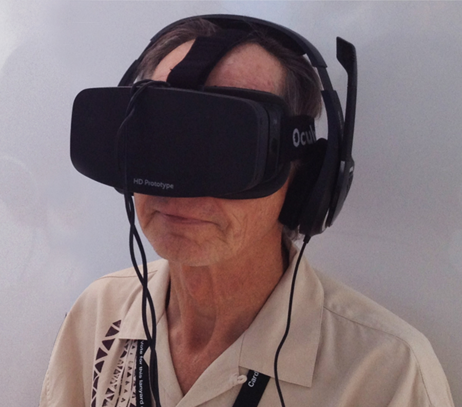 Oculus, VRHealth Develop Pain Management Therapies | Wearable