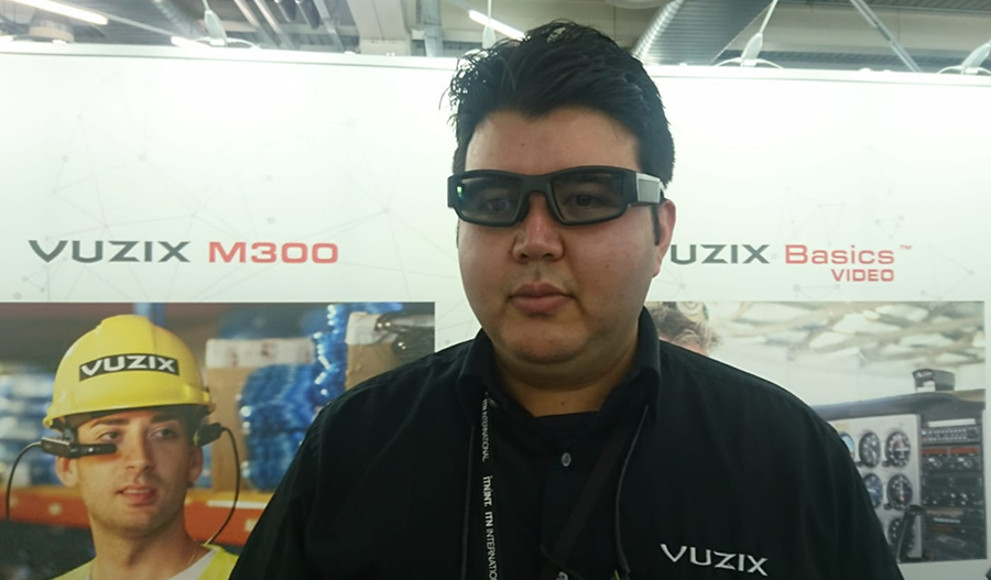 Vuzix Blade Edge commercial