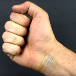 Wearable Smart Stickers