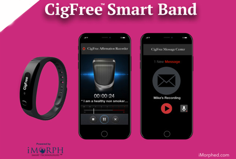 CigFree SmartBand trial