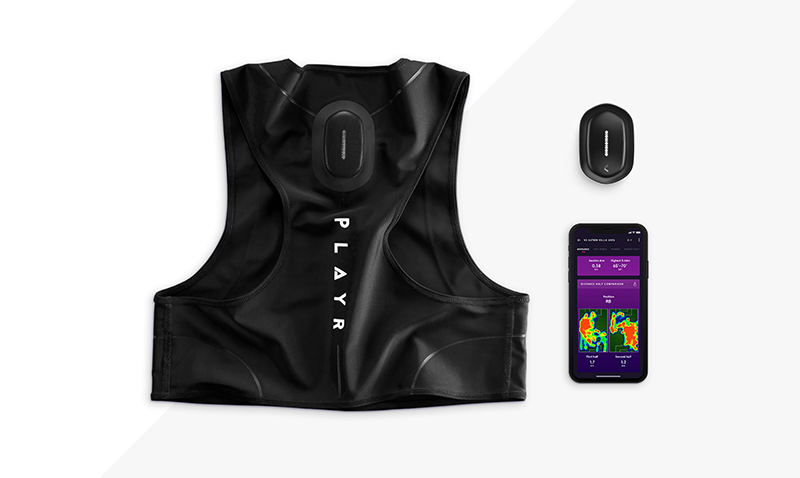 Nycfc Partners With Playr Wearable Technologies