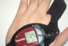 PWV measure blood pressure