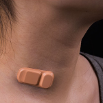 Shunt wearable sensor