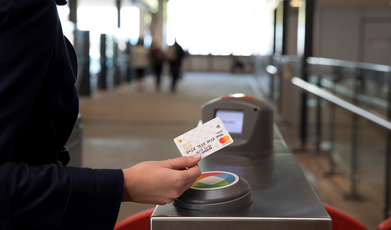 Sydney contactless payment