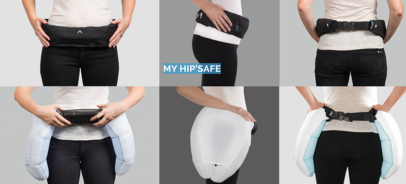 HipSafe wearable airbag
