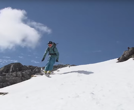 Skiing wearables