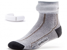 Smart socks Parkinsons