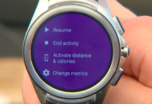Google Fit breathing