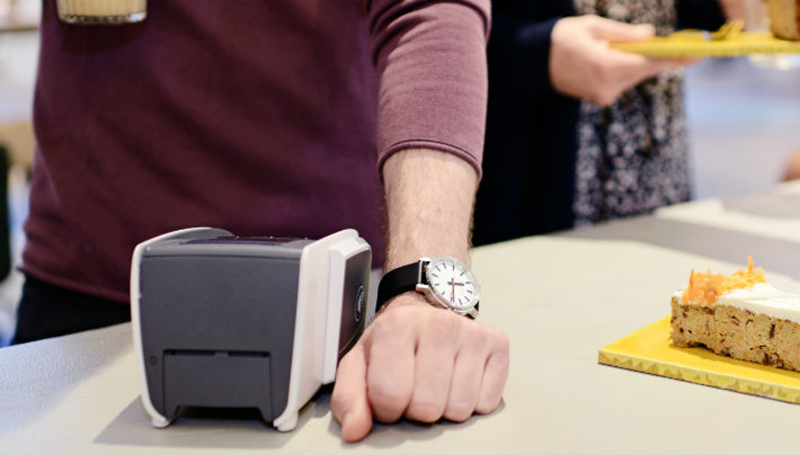 ABN Amro contactless payment