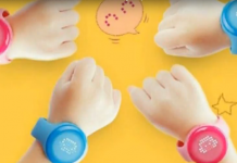 Chinese children wearable