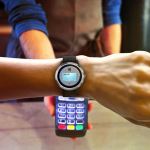 Discover Garmin contactless payment