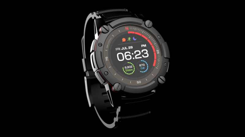 Matrix powerwatch 2 runs on body heat wearable technologies for Matrix powerwatch