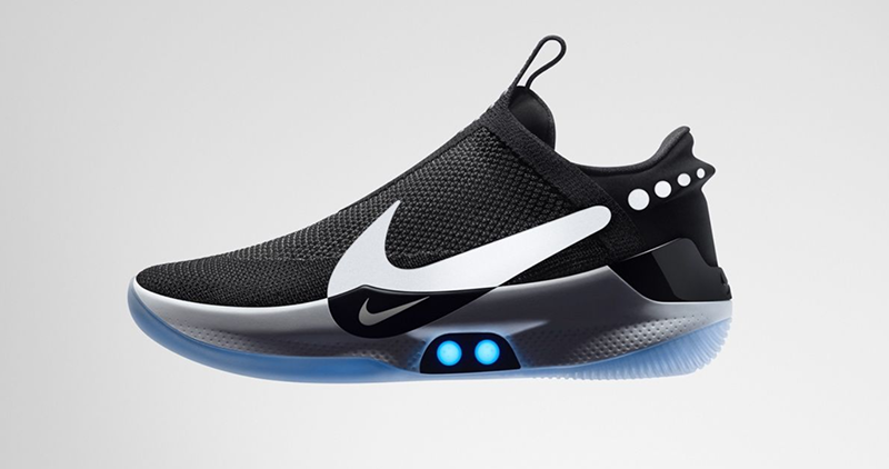 29a396edd077 Nike Unveils Adapt BB Smart Shoes