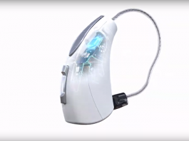Starkey AI hearing aid