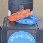 TransLink Compass Card Wristband