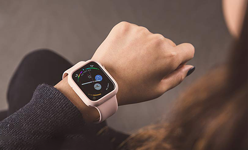 premium selection 2ff4b d09f4 Caseology Debuts Two Apple Watch 4 Cases | Wearable Technologies