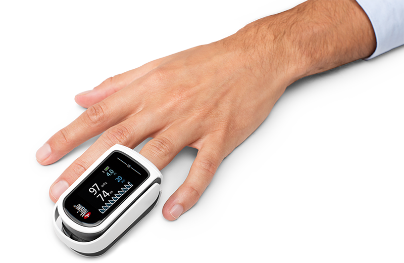 MightySat RX Fingertip Pulse Oximeter Gets FDA Clearance