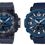 Casio Midnight Navy PRO TREK