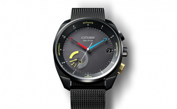 Citizen Eco Drive SPOT