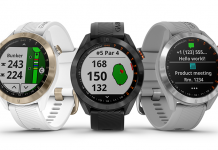 Garmin Approach S40 for golfers